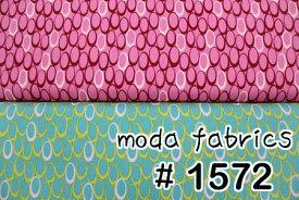 【ポイント10倍】生地【モダ/moda fabrics】フォー・ユー#1572【50cm単位販売/メール便2mまでOK】【布地/布/USAコットン/USAファブリック】(MA23)