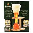 パウエルクワック 330ml瓶 グラス付ギフトボックス 【ボステールス醸造所  Pauwel Kwak】