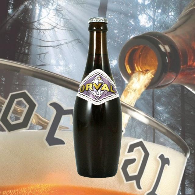 オルヴァル 330ml瓶 ORVAL 【ベルギービール トラピストビール】