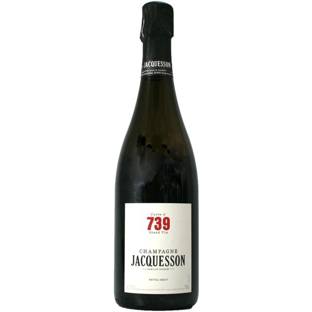 ジャクソン 739 Champagne Jacquesson Cuvee NV