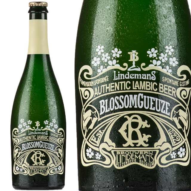 リンデマンス ブロッサム・グーズ 750ml ランビック Lindemans 【ベルギービール】
