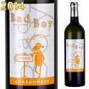 バッドボーイ シャルドネ 2014 750ml白 ジャン・リュック・テュヌヴァン BAD BOY Chardonnay ヴァランドロー※北海道・東北地区は、別途送料1000円が発生します。