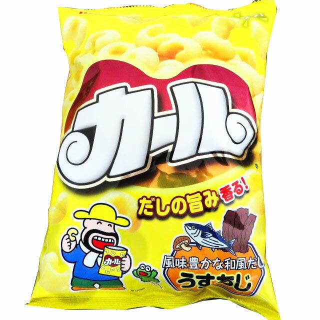 Meiji 明治 カール うすあじ 68g・1パック