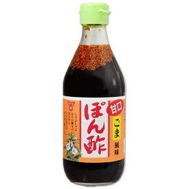 フンドーキン ごま風味ぽん酢 360ml×4本