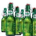 グロールシュ プレミアムラガー 450ml 6本セット Grolsch Premium 【オランダビール】