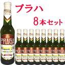 プラハ プレミアムピルス 330ml瓶 8本セット Praga Premium Pils Pivovar Samson