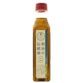 カネモ 明治の伝統油 なたね油 290g 菜種油