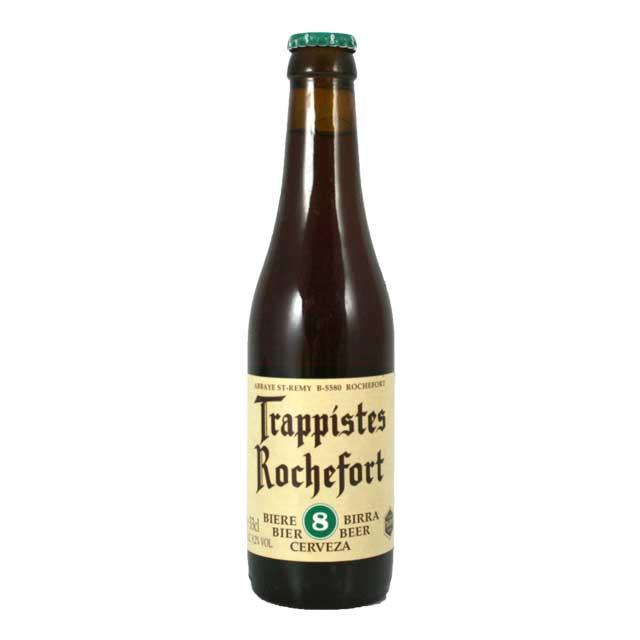 ロシュフォール Rochefort 8 330ml瓶 【ベルギービールl】