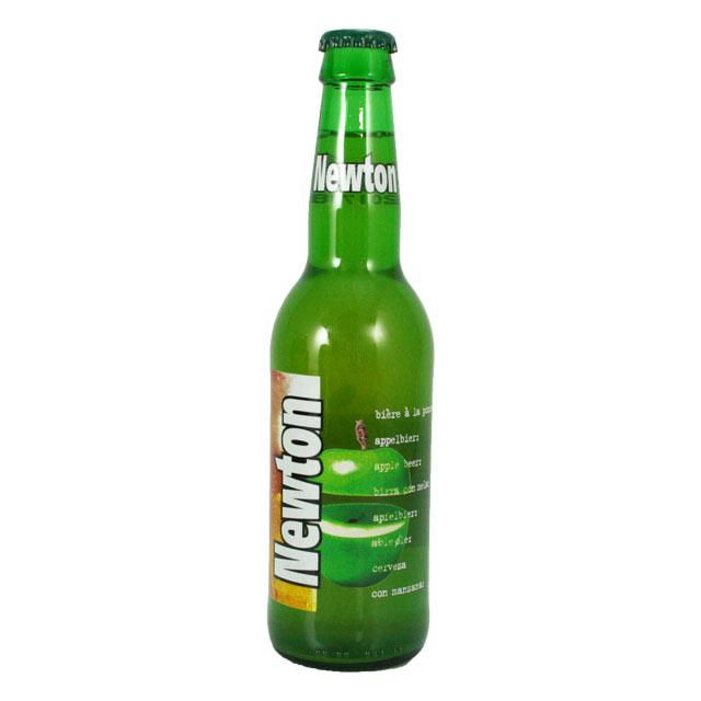 ニュートン 青りんごビール 【ベルギービール フルーツビール】