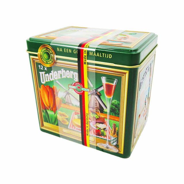 ウンダーベルク オランダ缶 20ml×12本入 UNDERBERG ウンダーベルグ