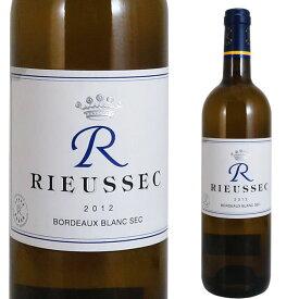 エール・ド・リューセック 2012 750ml白 ボルドーブラン ボルドー産白ワイン シャトー・リューセック元詰め ドメーヌ・バロン・ド・ロートシルト