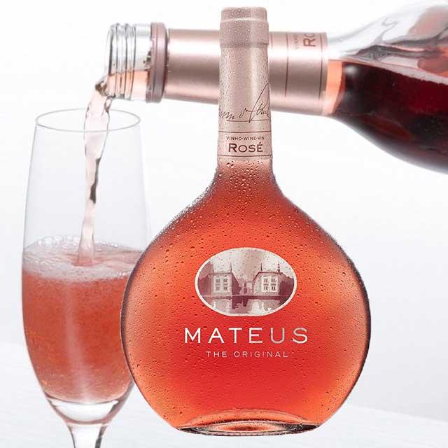 マテウス ロゼ ポルトガルワイン 750ml 甘口