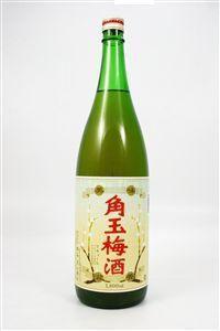 角玉梅酒 12度 1800ml