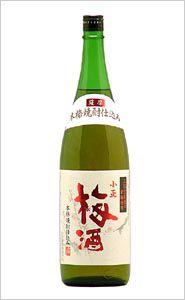 小正梅酒14度 1800ml