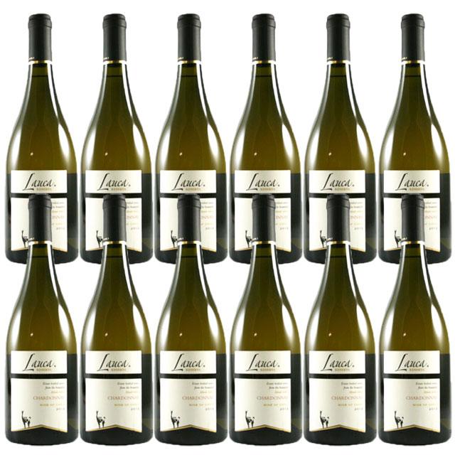 【送料無料 安定の大人気チリワイン】ラウカ 【リゼルヴァ】 シャルドネ 12本セット