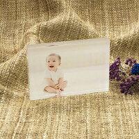 【写真入れ】アクリルフォトポストカード(はがき)サイズ【誕生日、結婚祝い、記念日等特別な日の贈り物、プレゼントに】