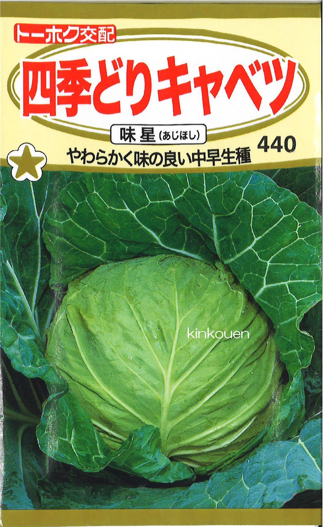 《代引不可》《5袋まで送料80円》 □四季どりキャベツ味星