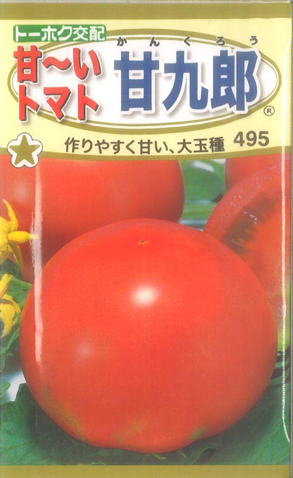 【代引不可】【5袋まで送料80円】 □甘〜いトマト甘九郎