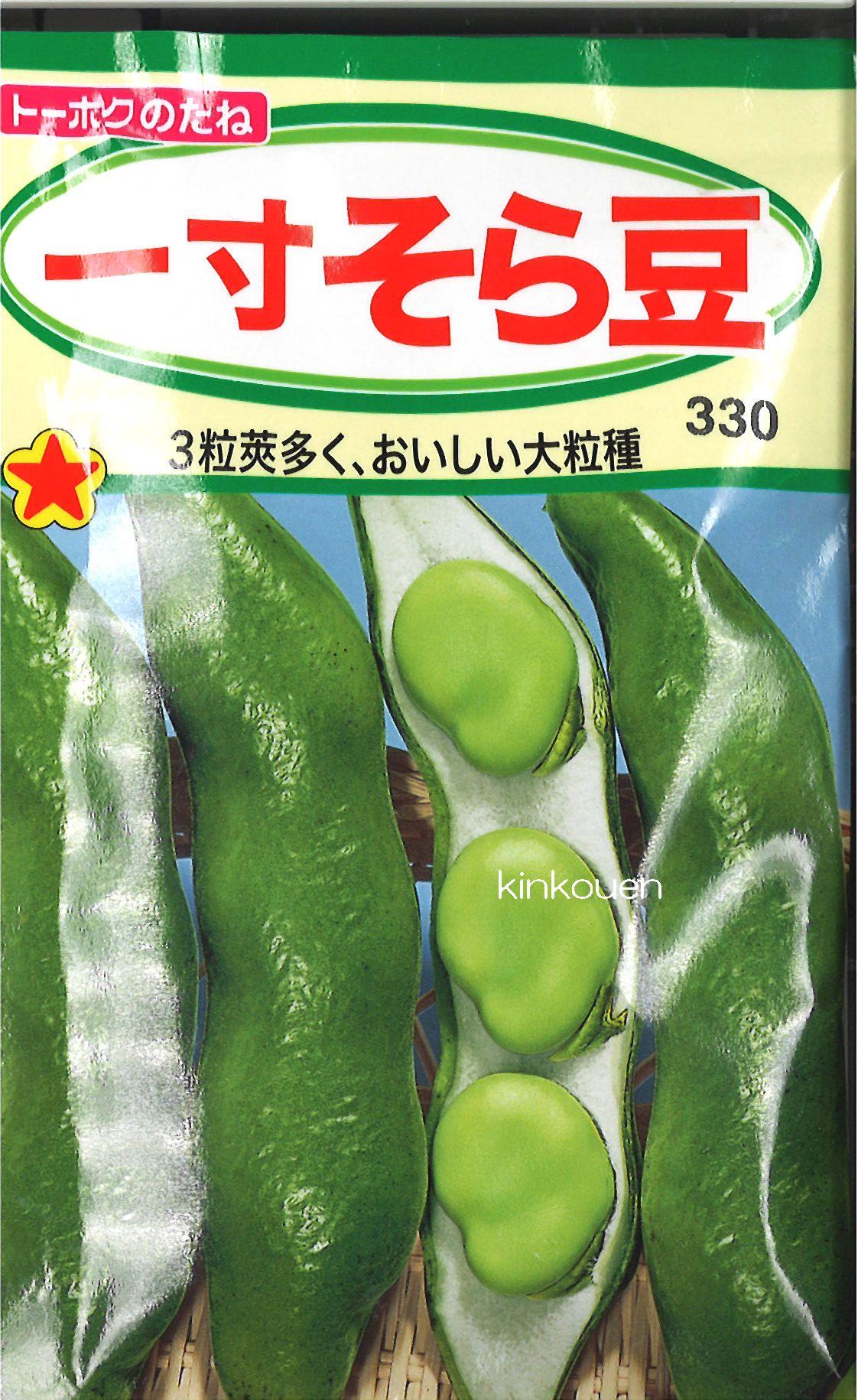 【代引不可】【5袋まで送料80円】 □一寸そら豆