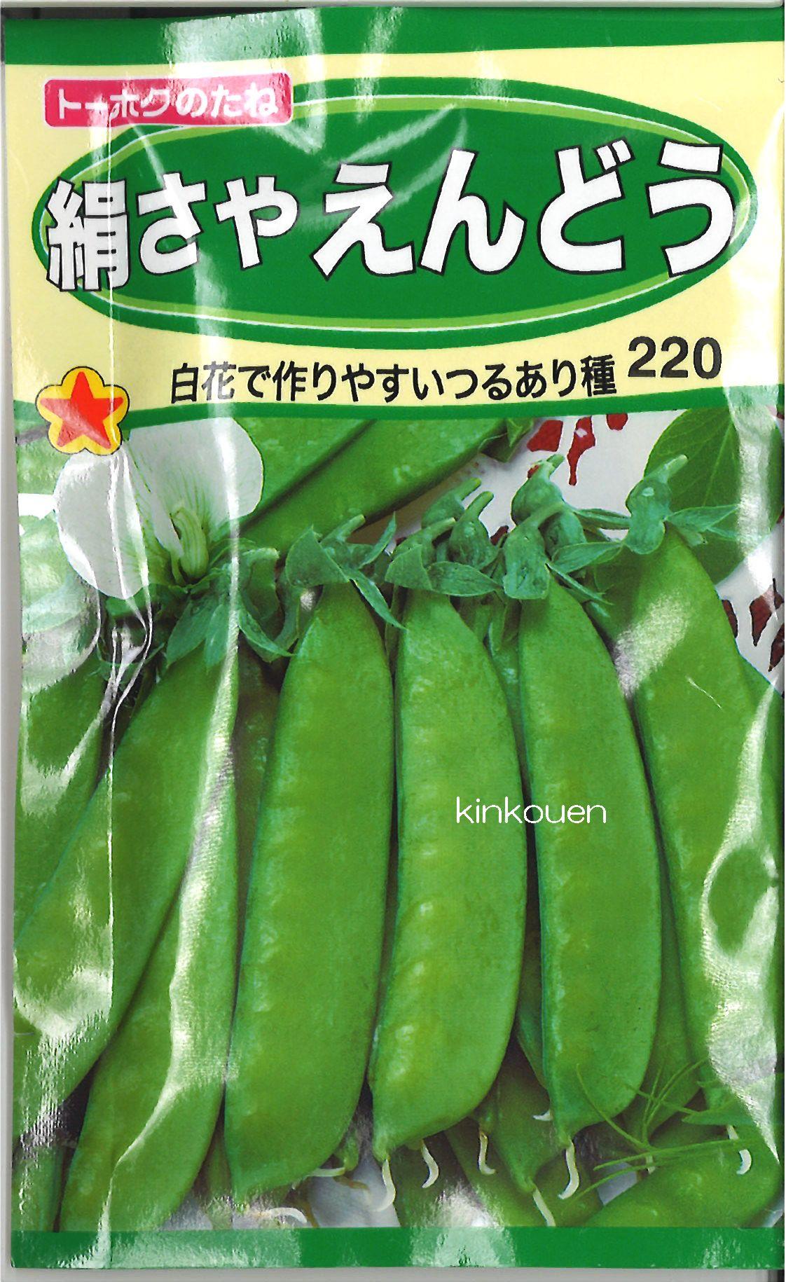 【代引不可】【5袋まで送料80円】□絹さやえんどう