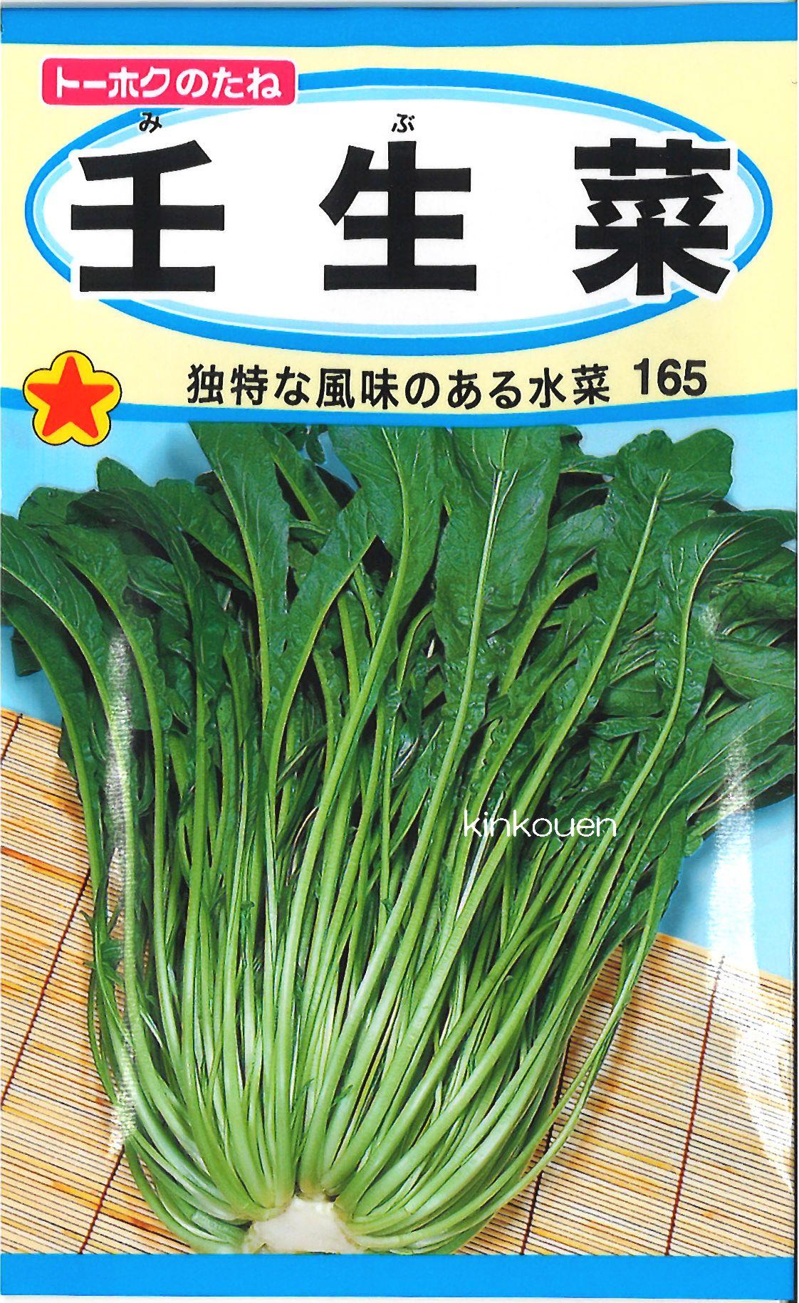 【代引不可】【5袋まで送料80円】 □壬生菜