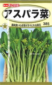 4-2-3【代引不可】【送料5袋まで80円】 □アスパラ菜 ■ seed たね tane 種 種子 葉野菜 他の種