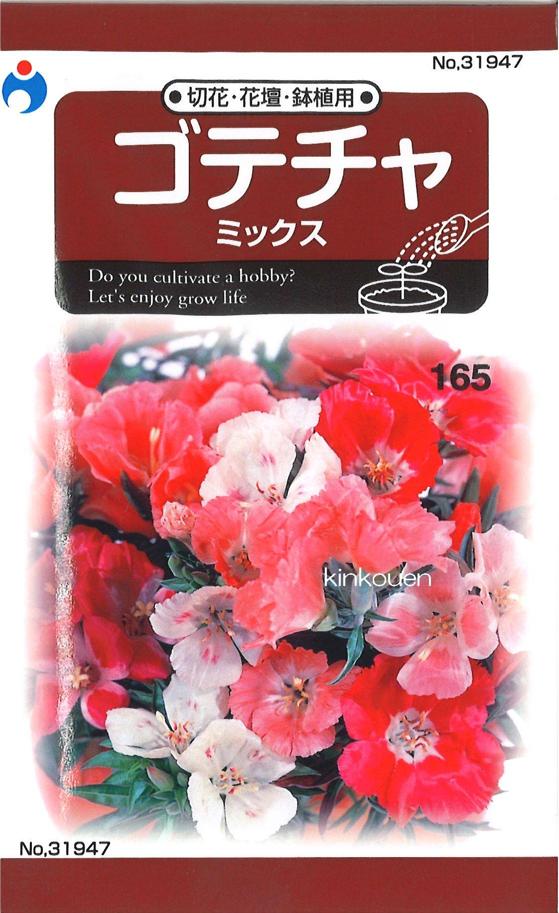 【代引不可】【5袋まで送料80円】 □ ゴテチャ ミックス