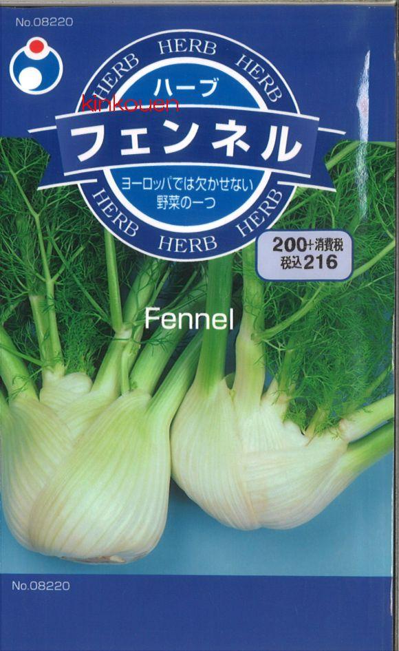 【代引不可】【5袋まで送料80円】□フェンネル
