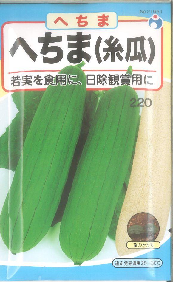≪代引不可≫≪5袋まで送料80円≫ □へちま 糸瓜