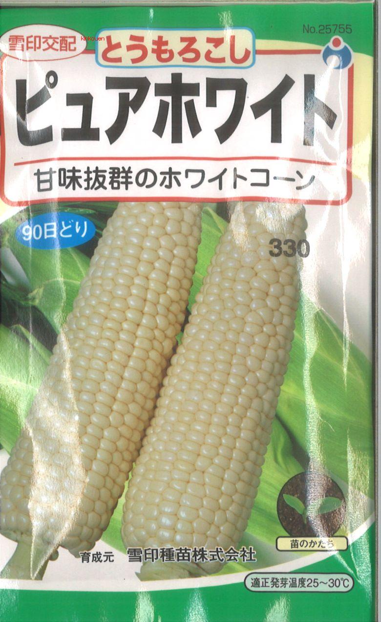 ≪代引不可≫≪5袋まで送料80円≫ □トウモロコシピュアホワイト
