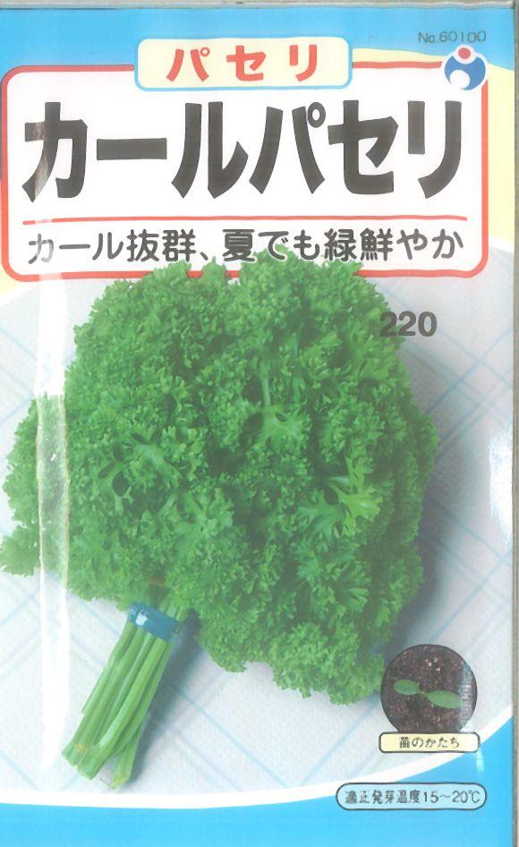 ≪代引不可≫≪5袋まで送料80円≫ □カールパセリ