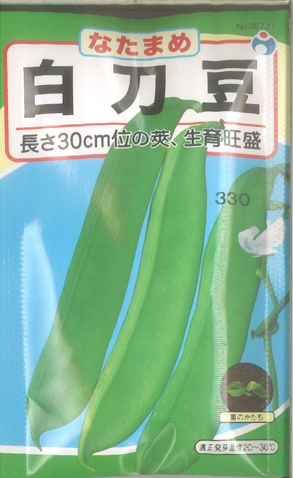 ≪代引不可≫≪5袋まで送料80円≫ □ナタマメ白刀豆