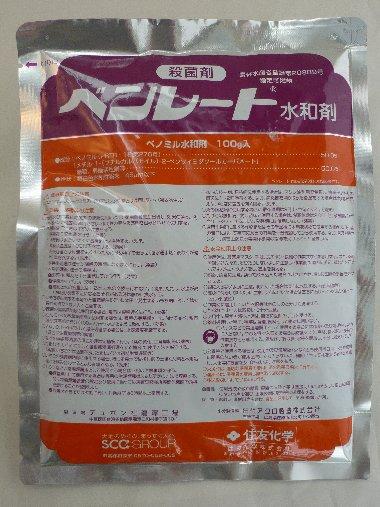 □ 住友ベンレート水和剤100g