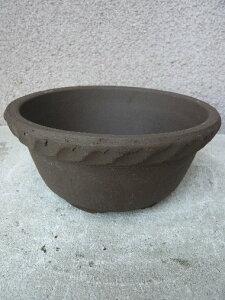 □ウ泥丸[サツキ鉢]9号