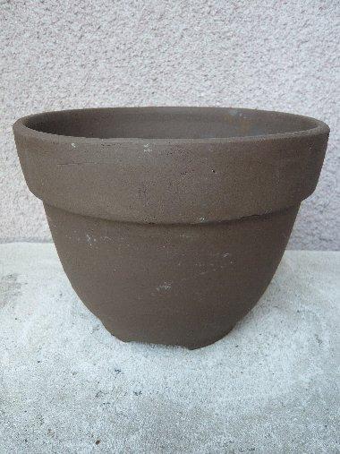□ウ泥丸[アサガオ鉢]7号