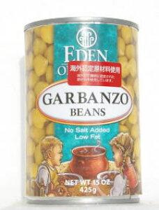 EDEN ひよこ豆缶(425g)