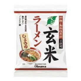 オーサワ ベジ玄米ラーメン(しょうゆ味)112g(めん80g)