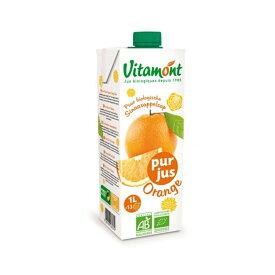有機オレンジジュース 1L(ストレート)