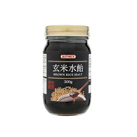 玄米水飴(300g)Brown Rice Malt