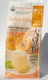 山清 豆っ粉 大豆粉(200g)soy bean flour