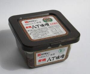 カクキュー 有機 八丁味噌(豆味噌)300g