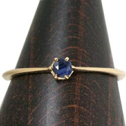 誕生石K10ゴールドリングレディース指輪・ジェンレ一粒リング一粒重ねづけピンキーリング対応サイズ1号から華奢シンプル10K10金彼女へギフト誕生日プレゼント女性ファランジリングファッションリングバースストーンジュエリー