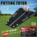 パッティングチューター ペルツ パター 練習器 DP4007 スウィング 練習器具 ゴルフ Putting Tutor Dave Pelz パッティング パッテ...