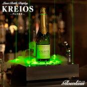 レーザーで光のディスプレイができるKREIOS(クレイオス)