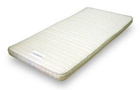 折りたたみ スプリングマットレス ラクネスーパー シングル フランスベッド France bed 薄型 軽量 コンパクト 収納 生成り 国産 日本製【smtb-KD】【P10】