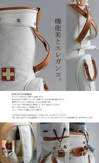 【公式】【KinoshoTRANSIT】【限定CROSSHANDLECADDIEBAG/クロスハンドルキャディバッグ】木の庄帆布限定発売木の庄帆布木の庄トランジット日本製MadeinJapan
