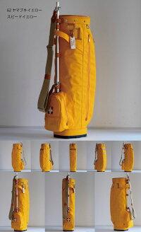 【再販先行予約発売開始!完売御礼】◆11月中〜下旬発送予定◆【公式】【KinoshoTRANSIT】【限定THECARTBAG/カートバッグキャディバッグ】木の庄帆布限定発売《フレームキャディバッグ帆布》日本製MadeinJapan