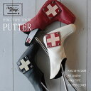 【公式】【KinoshoTRANSIT】【THE PUTTER BOOTS/ Putter Cover/Ping Type ピン型 パターカバー】木の庄帆布 限...