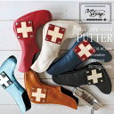 ◆パターカバー◆ 【公式】【KinoshoTRANSIT】【THE PUTTER BOOTS/ Putter Cover/Ping Type ピン型 パターカバ...