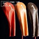 ヘッドカバー ドライバー 本革 総革 ゴルフ 1W DW 即納 【KinoshoTRANSIT】木の庄帆布 《All Leather 1 Wood Cover Dr…
